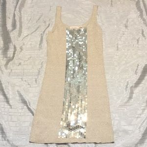 Derek Heart sequin encrusted dress new without tag